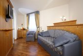 salotto junior suite